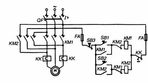 Схемы подключения магнитного